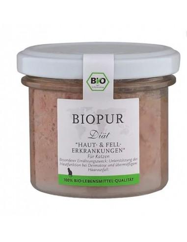 Cibo dietetico BioPur 'cute e pelo'...
