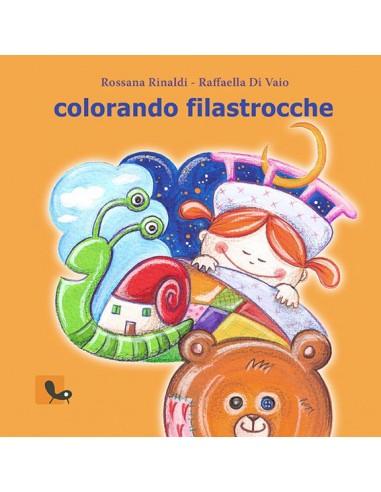 Colorando Filastrocche libro da colorare