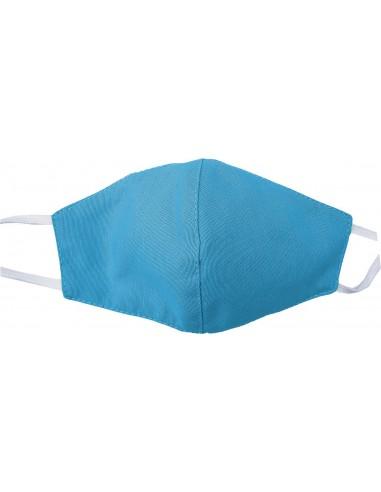 Mascherina di comunità adulto e bambino lavabile in tnt e policotone (oeko-tex)