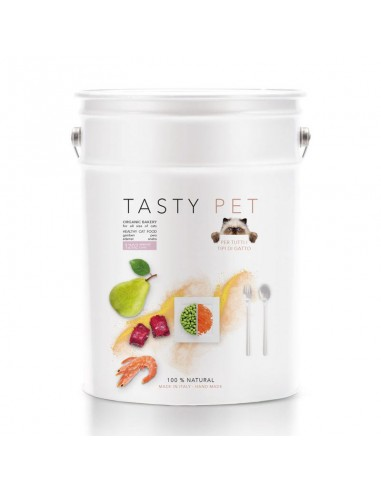 Cibo secco naturale per gatti Immune Care Healthy di Tasty Pet organic bakery