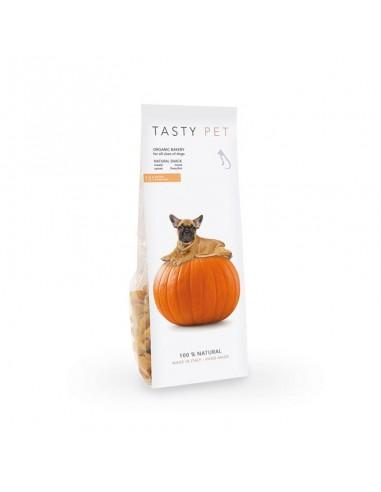 Snack per cani Detox Halloween Pumpkins di Tasty Pet organic bakery