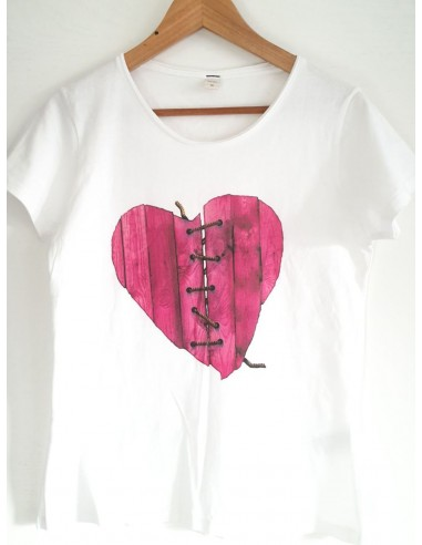 Art T-Shirt 'Cuore'