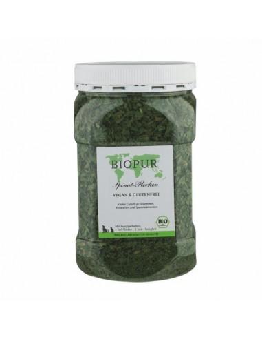 Fiocchi di spinaci biologici BioPur