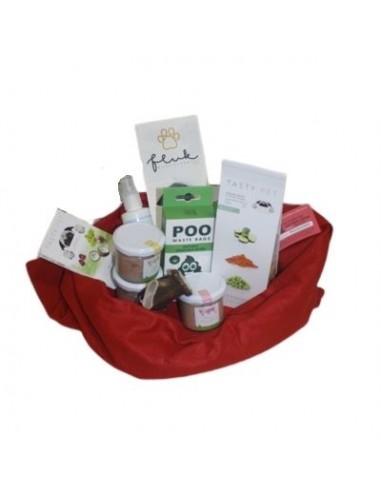 Pacchetto regalo cane Eco-friendly
