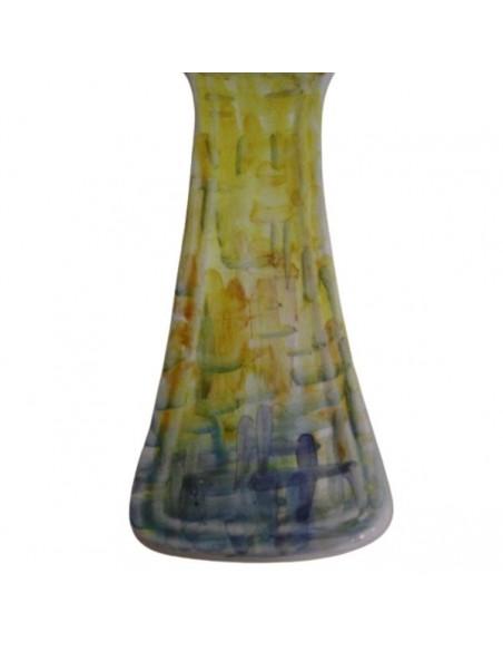 Poggiamestoli a forchitta in ceramica di Faenza