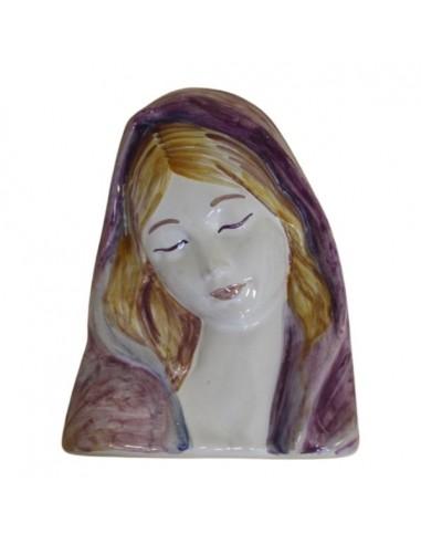 Bassorilievo in ceramica di Faenza...