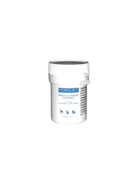 Pomata per animali all'argento colloidale Micromed-Vet
