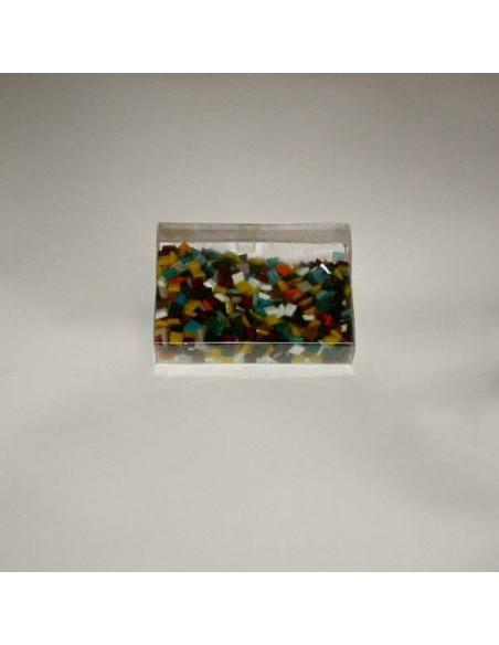 kit per mosaico di Ravenna fai da te  colomba